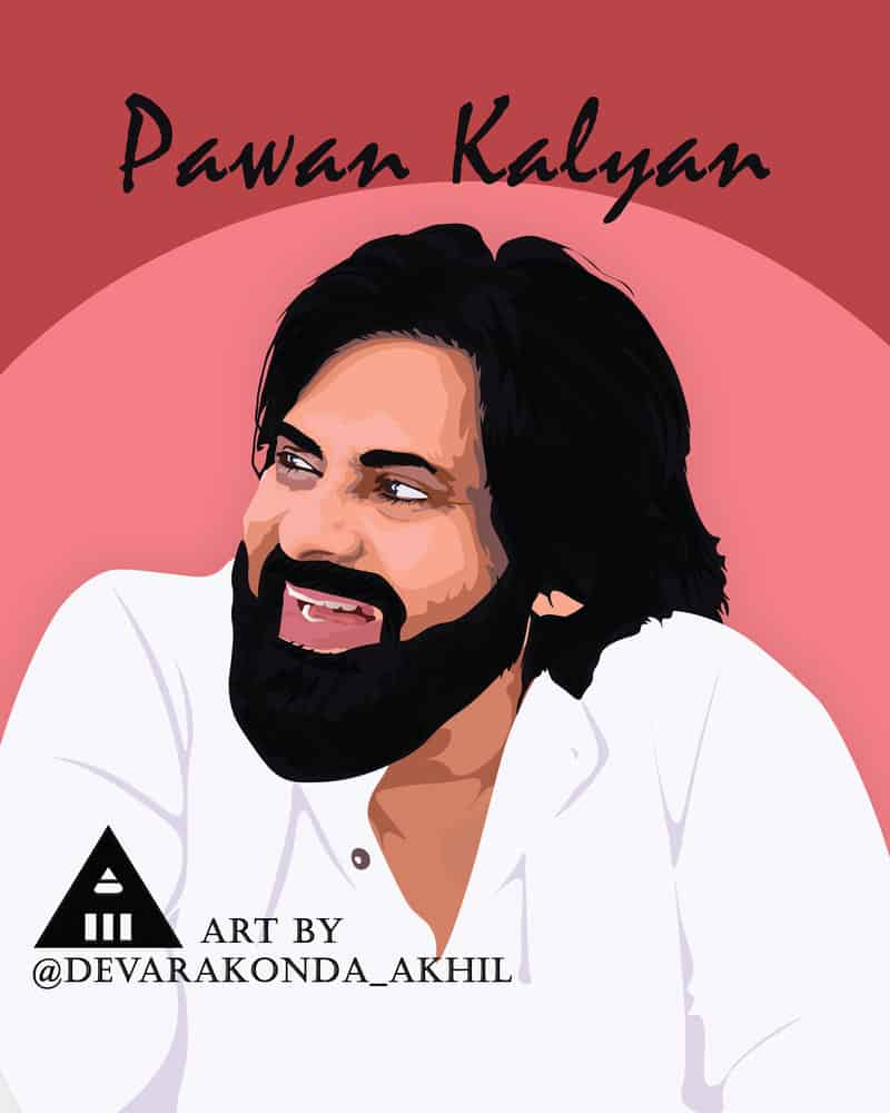 2. Pawan Kalyan