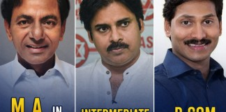 Our Telugu State Political Leaders