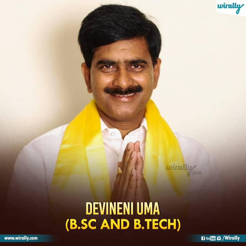 Politicians From Our Telugu State