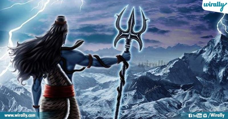 Lord Shiva Khandoba Temple