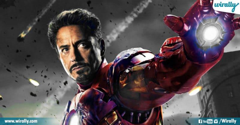 3 - iron man