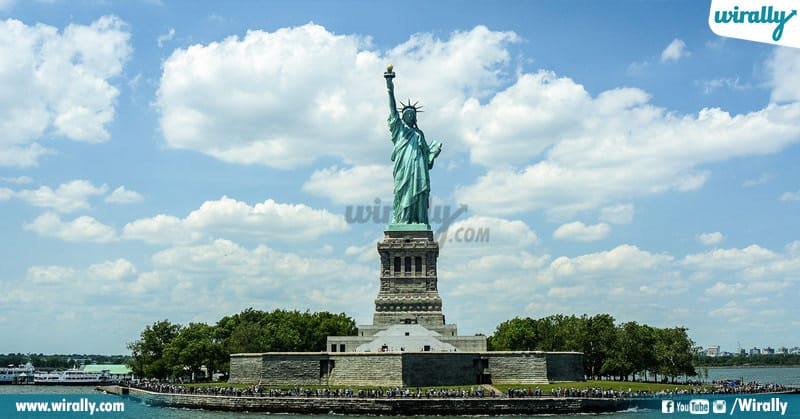 4 - statue of liberty
