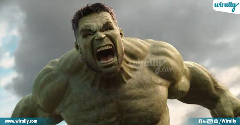 4 - the hulk