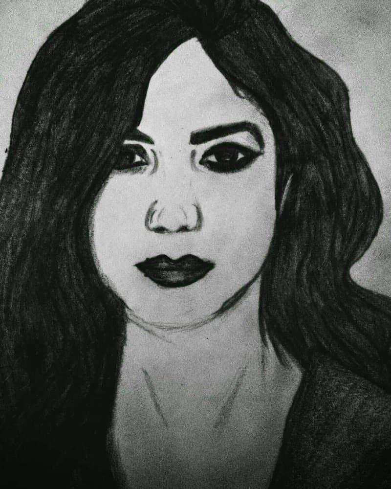 Sai Yaswitha Raavi Pencil Sketches