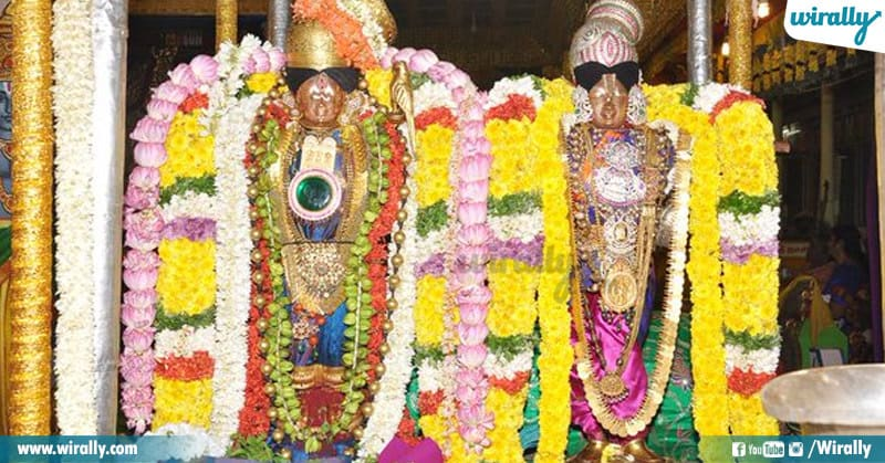 Godadevi Impressed Sri Ranganatha