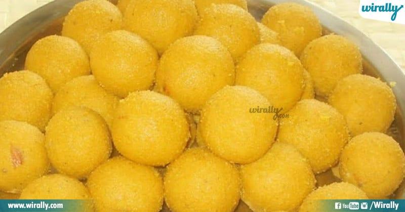 Sweets From Andhra Pradesh