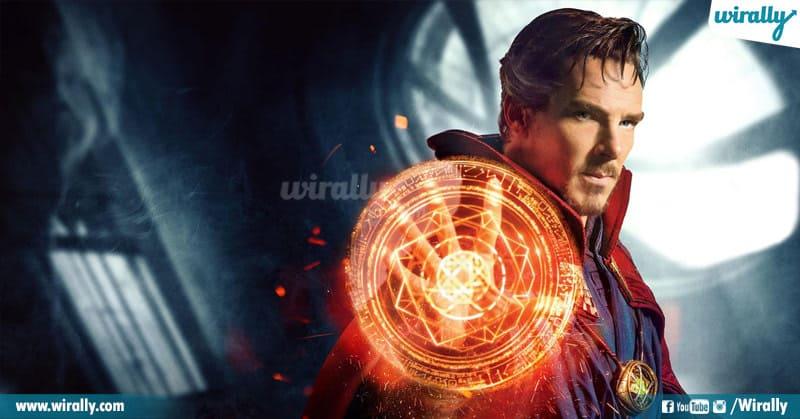 6 - doctor starnge