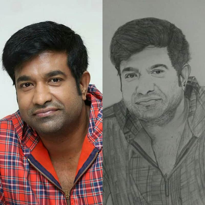 Sai Yaswitha Raavi Pencil Sketches