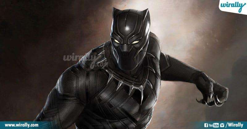 7 - black panther