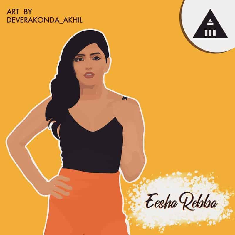 8. Eesha Rebba