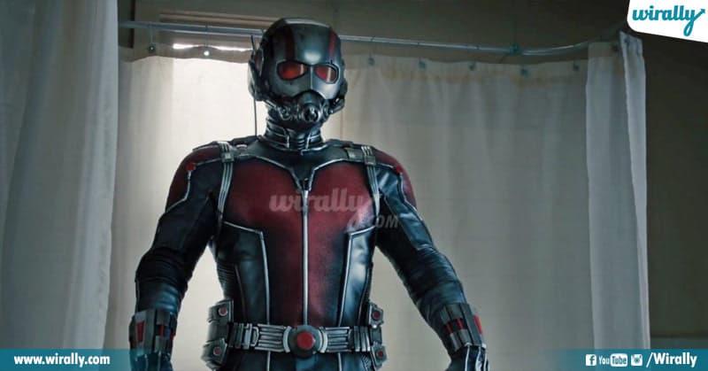 9 - ant man