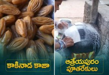 Sweets From Andhra Pradesh