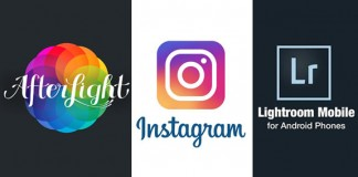 Editing apps For Instagram