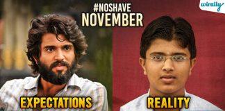 No Shave Novemeber