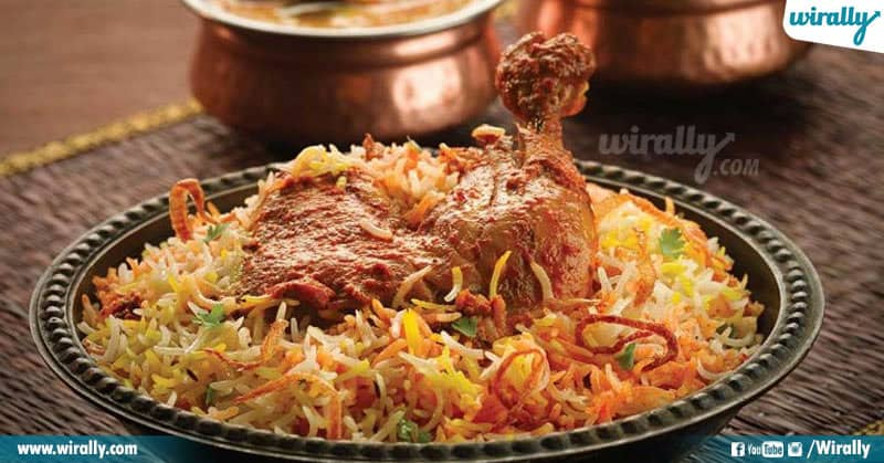 1-Hyderabad biryani
