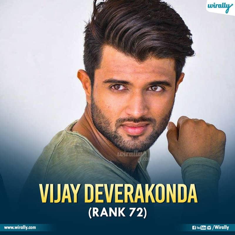 21- Vijay Deverakonda