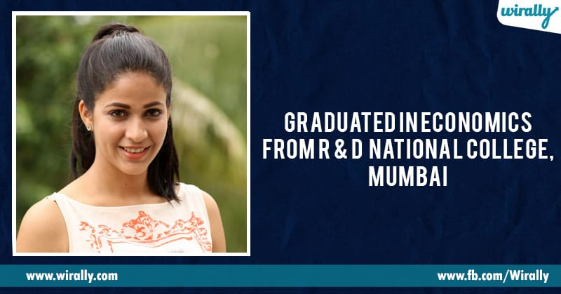 Actresses And Their Educational Qualifications