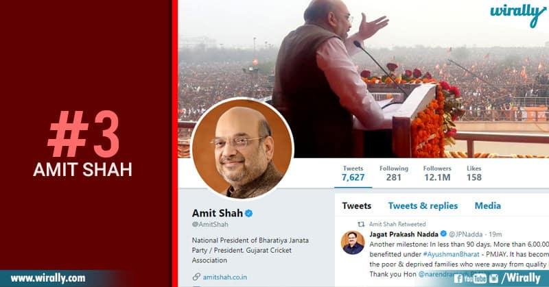 3-Amit Shah