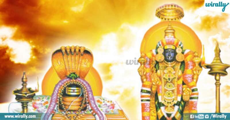 Jambukeswaram Temple