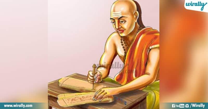 Stories About Chanakyudu