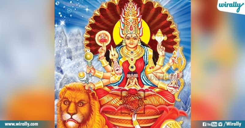 Jag Janani Devi Temple