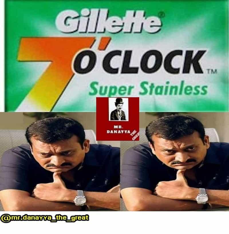 Bandlanna Vs 7 o Clock Blade