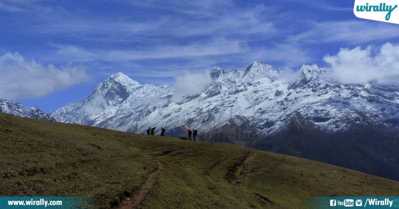 5- Dzongri Trek