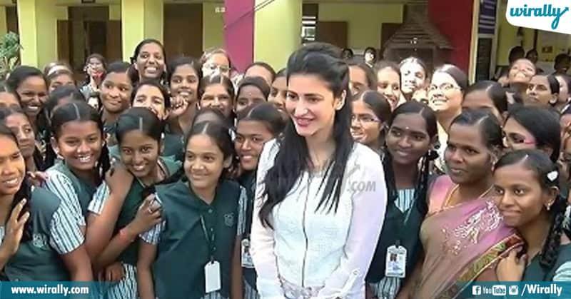 South Indan Heroines