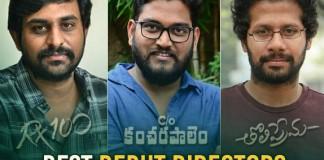 Best Debut Directors of 2018