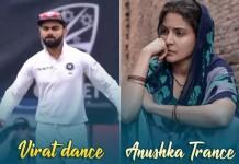 Kohli's Dance