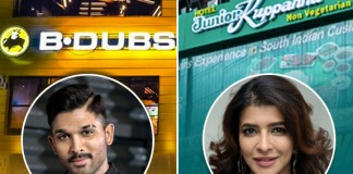 Tollywood Celebrities Restaurants