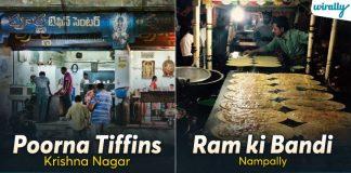 Hyderabad Tiffins