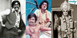 Rajinikanth Rare Pics