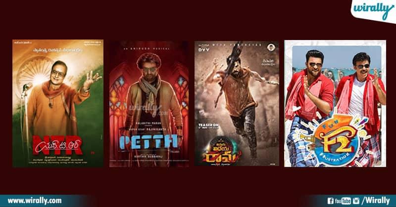 Box Office For Sankranthi