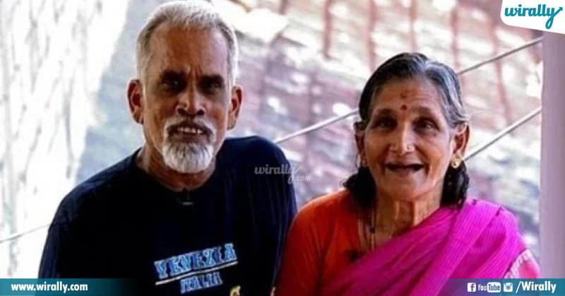 70 Year Old Kerala Couple