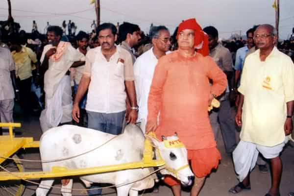 12. NTR during election campaign