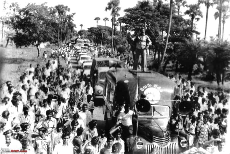 13. NTR during election campaign