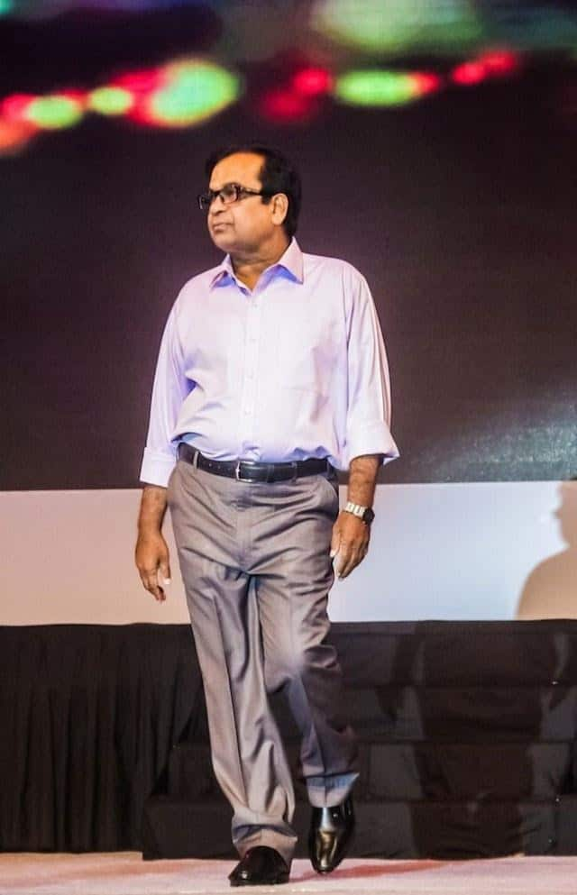 17. when brahmi does Rampwalk