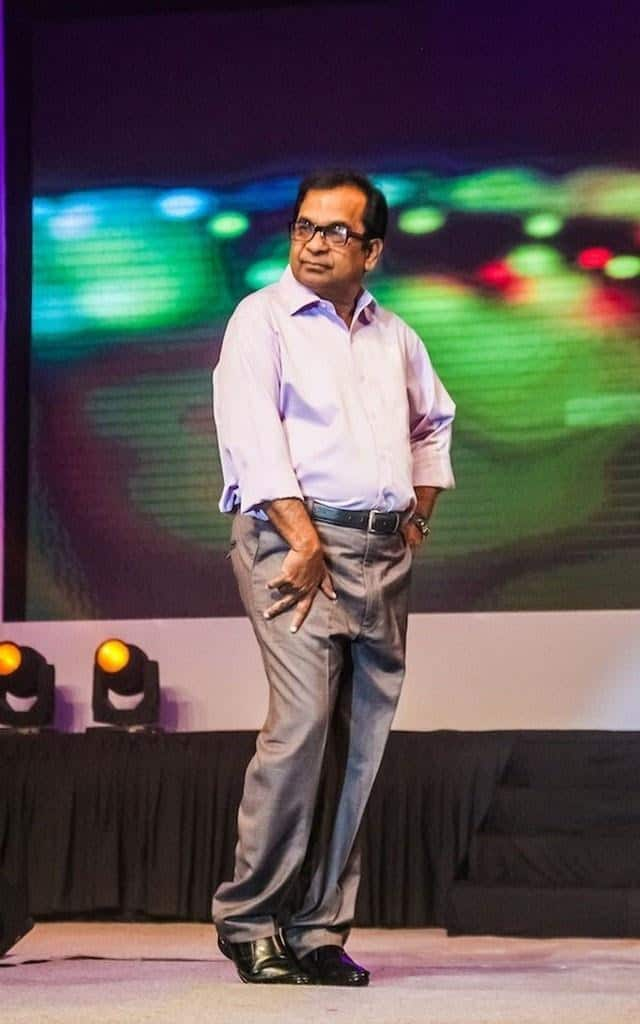 18. when brahmi does Rampwalk