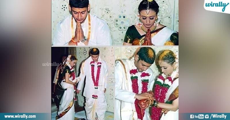 Mahesh Babu And Namrata Shirodkar