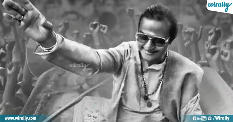 Highlights of NTR Biopic