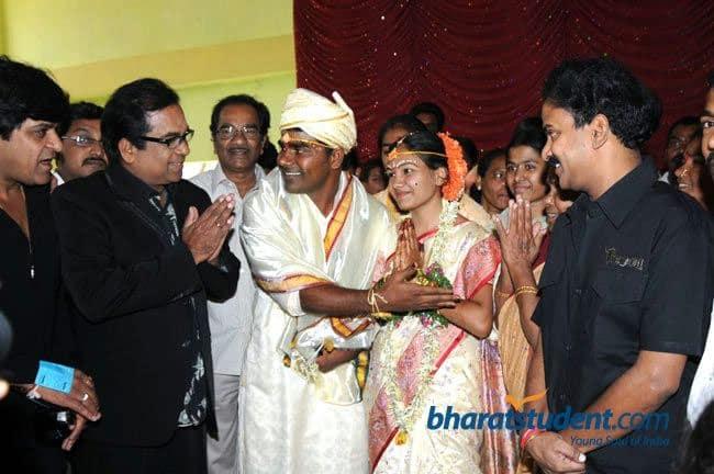 22. In Jabardath Venu's wedding