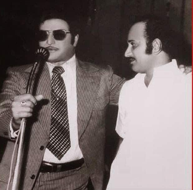 22. NTR and Superstar Krishna rare pic