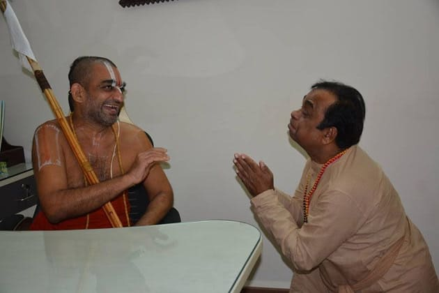 30. with Chinajiyar Swamy