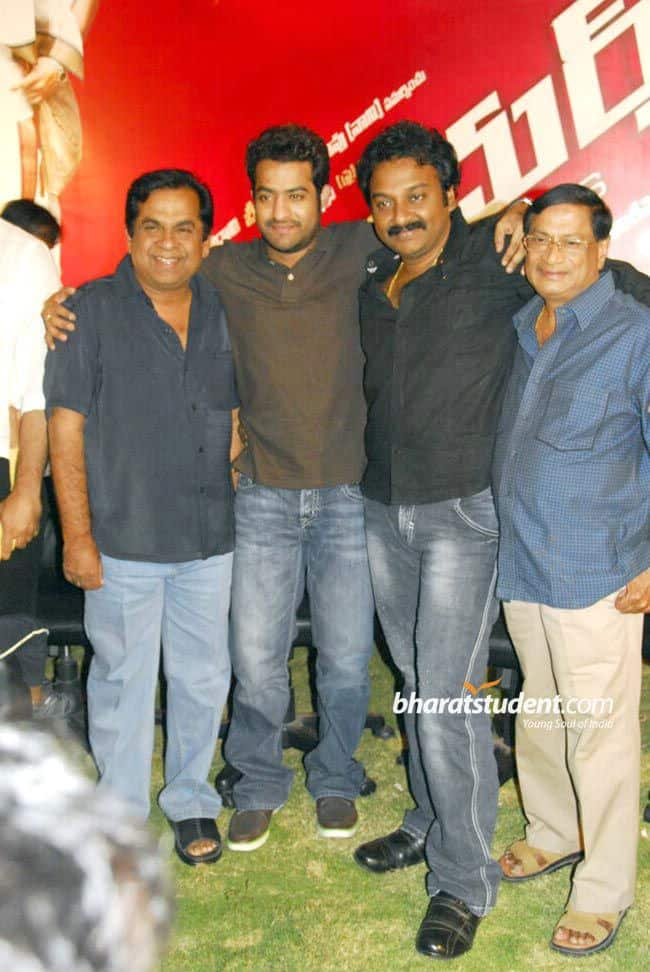 34. with Tarak, Vinayaka and MS Narayana