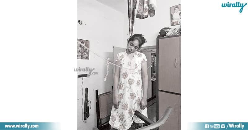 Hyderabadi Woman Geethanjali