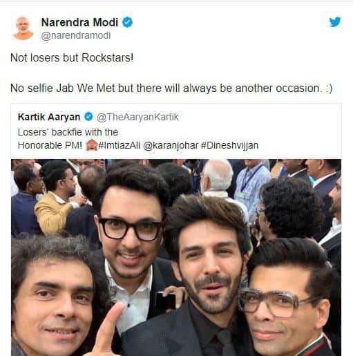 5. Modi backfie