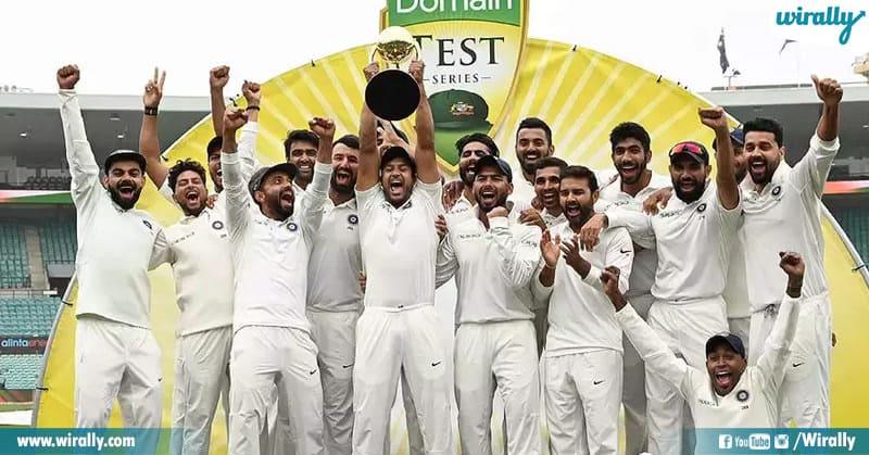 Indian Vs Australia Cricket