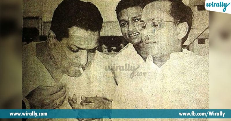 7. NTR and ANR cigarette lit