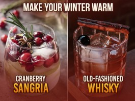 5 Beverages To Warm You Up This Winter